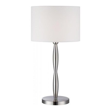 Lite Source Inc. Steel Cira 1 Light Table Lamp