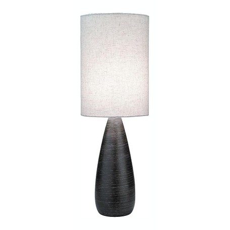 Lite Source Inc. Dark Bronze Table Lamp From The Quatro Collection
