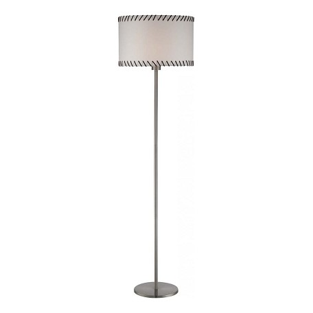 Lite Source Inc. Steel Lavina 1 Light Floor Lamp