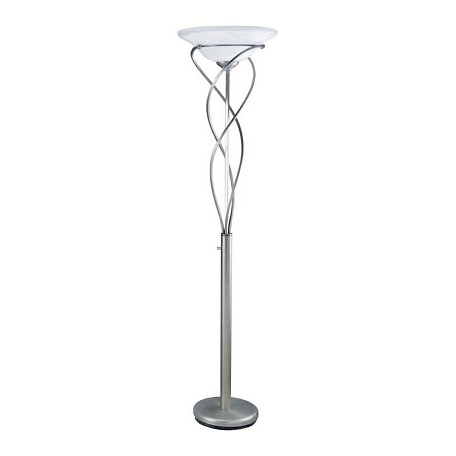 Lite Source Inc. Cloud Torchiere Lamp From The Majesty Collection