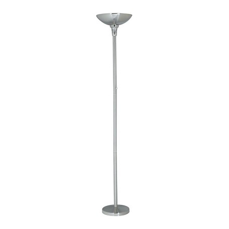 Lite Source Inc. Torchiere Lamp From The Servo Collection