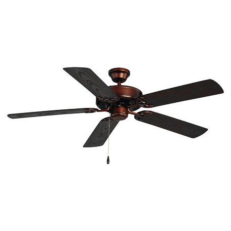 Maxim Oil Rubbed Bronze Outdoor Fan