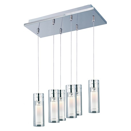 ET2 Frost 6-Light Pendant