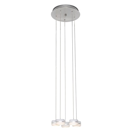 ET2 Mint 5-Light Led Pendant