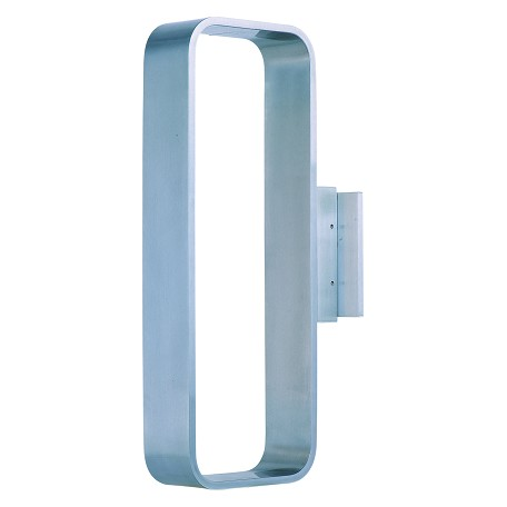 ET2 Alumilux 9-Light Led Wall Sconce
