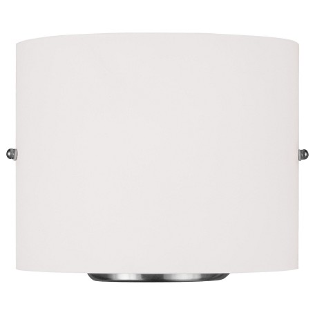 Livex Lighting Brushed Nickel 2 Light Wall Sconce With