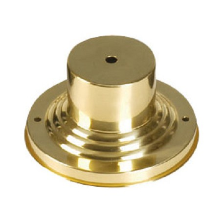 Livex Lighting Polished Brass Pier Mount