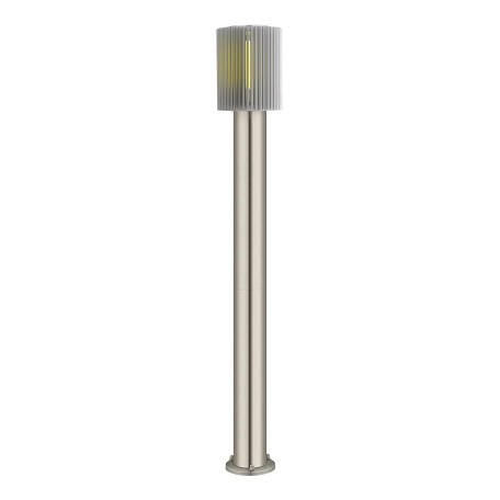 Eglo Aluminum 1 Light Floor Outdoor Floor Lamp from the Maronello Collection