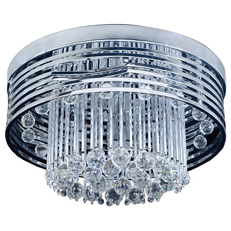ELK Lighting Rados 13 Light Modern Flush Mount