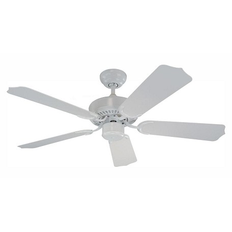 Monte Carlo Weatherford Ii 42-Inch 5-Blade Outdoor Ceiling Fan