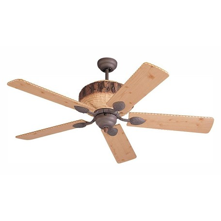 Monte Carlo Great Lodge Ceiling Fan