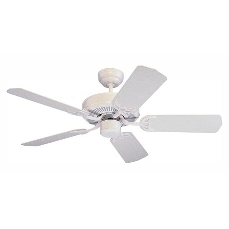 Monte Carlo Homeowner'S Select Ii White Ceiling Fan