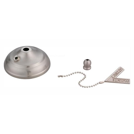 Monte Carlo Pull Chain Type Bowl Cap Kit