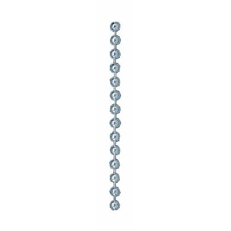 Monte Carlo 250Ft Roll Beaded Chain 250 Pcs Connector