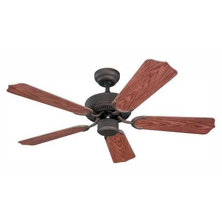 Monte Carlo Open Box Weatherford Ii 42 Inch 5 Blade Outdoor Ceiling Fan 5wf42rb