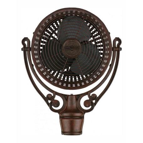 Fanimation Old Havana Pedestal Fan Motor Assembly Rust