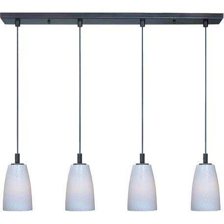 ET2 Carte Led 4-Light Pendant