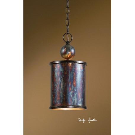 Uttermost Oxidized Bronze Albiano 1 Light Indoor Mini