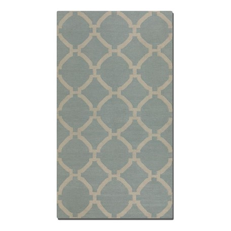Uttermost Baby Blue Bermuda Baby Blue 9Ft. X 12Ft. Rug