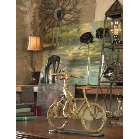 Uttermost Sage Green And Rust Freedom Rider