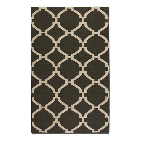 Uttermost Charcoal 8 -Feet X 10 -Feet Area Rug