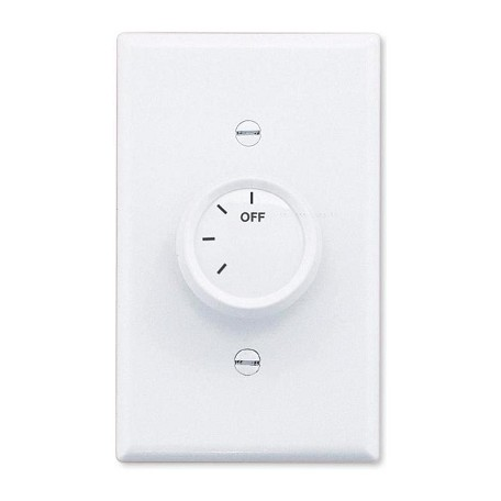 Emerson Fans White Switch For Ceiling Fan Control Ivory