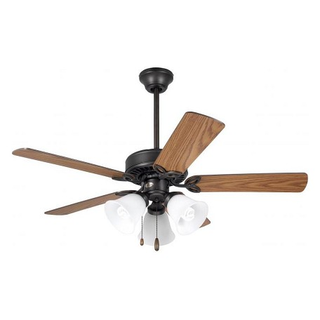 Emerson Fans Three Light Oil Rubbed Bronze Ceiling Fan