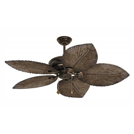 Emerson Fans Distressed Bronze Fan Motor Without Blades