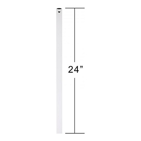 Emerson Fans Appliance White Fan Down Rod