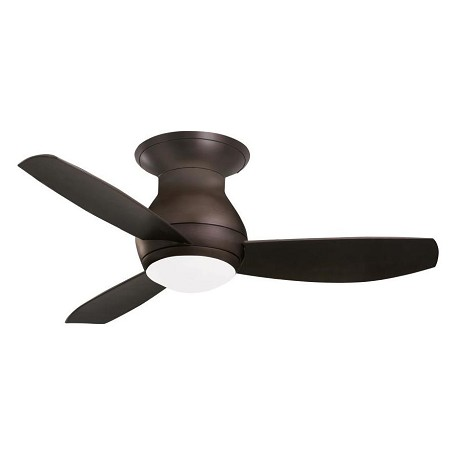 Emerson Fans Two Light Oil Rubbed Bronze Ceiling Fan