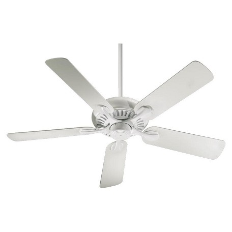 Quorum Studio White Outdoor Fan