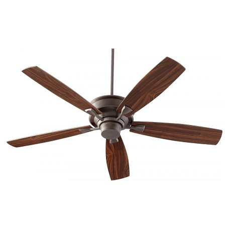 Quorum Oiled Bronze Ceiling Fan