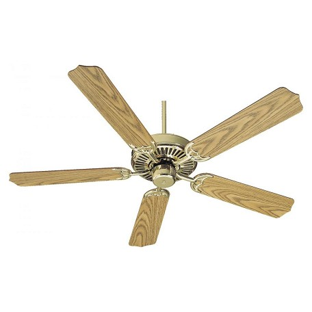 Quorum Polished Brass Fan Motor Without Blades