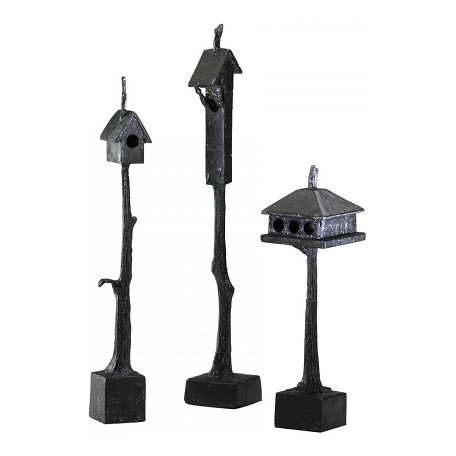 Cyan Designs Bronze 11.5in. Small Bird House