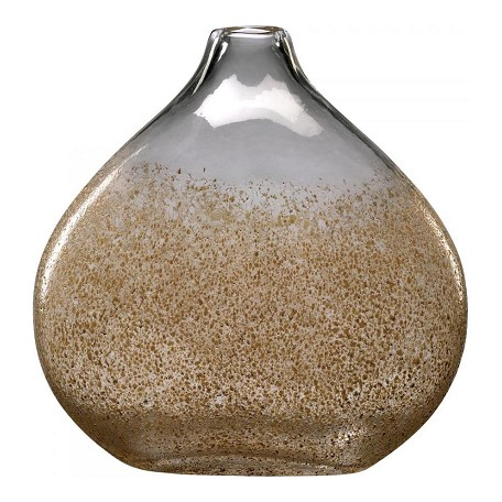 Cyan Designs Russet and Gold Dust 12in. Large Russet Vase