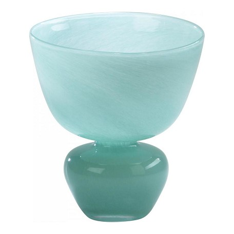Cyan Designs Turquoise 8in. Turquoise Bowl Vase