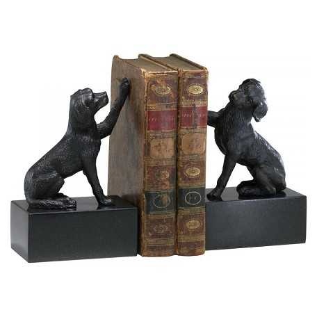 Cyan Designs 8.25in. Dog Bookends