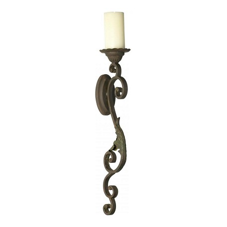Cyan Designs 25.25in. Valencia Wall Candleholder