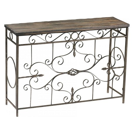 Cyan Designs 30in. Schafer Iron Console