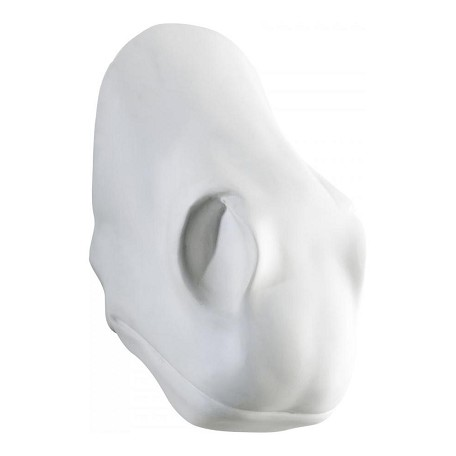 Cyan Designs White Plaster Horse Snout
