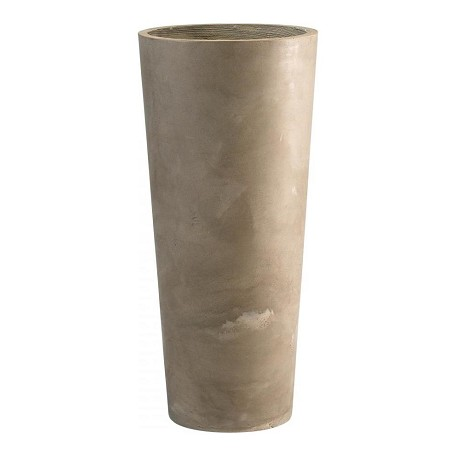 Cyan Designs Brown 36in. Large Cylinder Planter