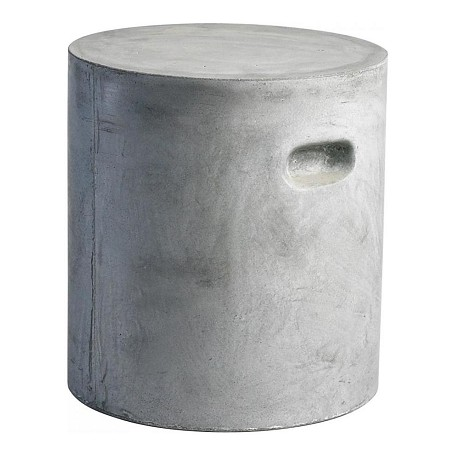 Cyan Designs Slate 15.75in. Round Clay Stool