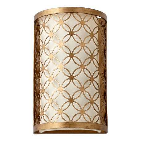 Cyan Designs Gold Leaf Calypso Wall Sconce
