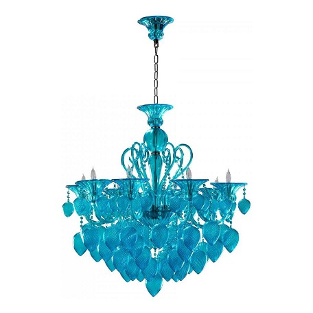 Cyan designs aqua bella vetro 8 light 1 tier chandelier blue 04618 cyan designs aqua bella vetro 8 light 1 tier chandelier 04618 aloadofball Image collections