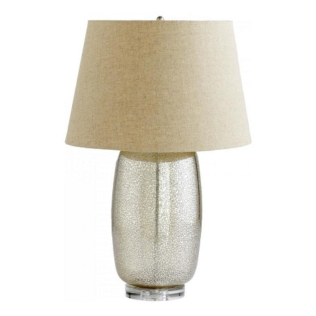 Cyan Designs Golden Crackle Vista 1 Light Table Lamp