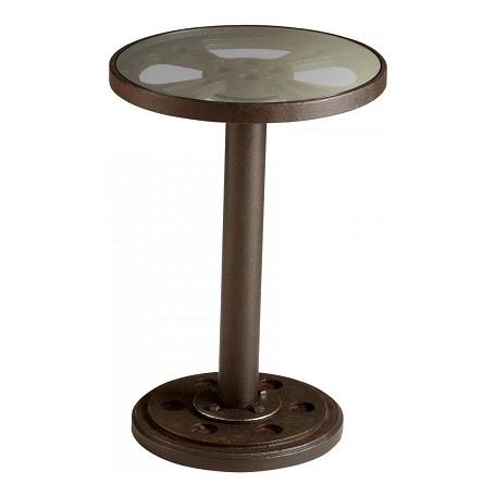 Cyan Designs Bronze Medium Rockford Table