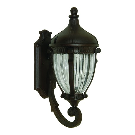 Artcraft Anapolis 4 Light  Oil Rubbed Bronze Outdoor Light
