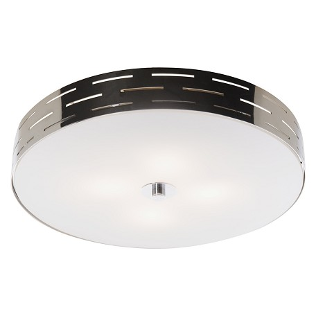 Artcraft seattle 4 light chrome flush mount ac6006 from seattle collection Home decorators collection 4 light chrome flush mount