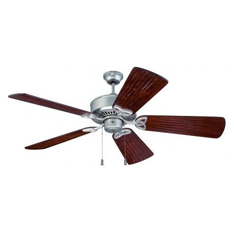 Craftmade American Tradition Ceiling Fan, Brushed Nickel