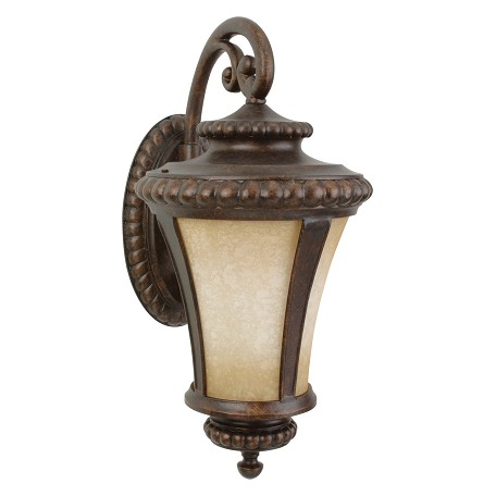 Craftmade Peruvian Prescott 3 Light Outdoor Wall Sconce - 16 Inches Wide